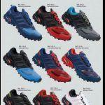 Grade Fechada 12 Pares Tênis Adidas Speedcross – Ref 1451