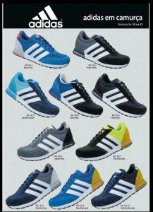 Grade Fechada 12 Pares Tênis Adidas Neo – Ref 1421