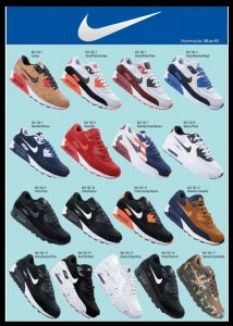 Grade Fechada 12 Pares Nike Air Max 90 – Ref 1821
