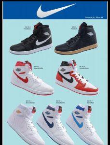 Grade Fechada 12 Pares Nike Air Jordan – Ref 1811