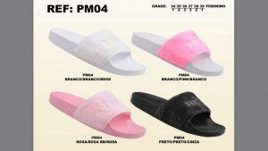 Grade Fechada 12 Pares – Chinelo Puma Slide – Ref PM04