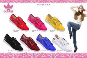 Grade Fechada 12 Pares Sapatilha Adidas – ADR