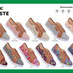 Grade Fechada 12 pares Sapatilha Lacoste – Ref L20