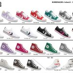 Grade fechada 12 pares All Stars – Ref: 201-202 / 301-302