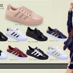 Grade Fechada 12 Pares Sapatilha Adidas – Ref AD02