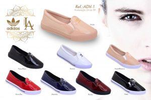 Grade Fechada 12 Pares Sapatilha Adidas – Ref ADV-1
