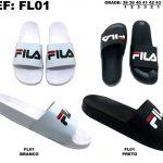 Grade Fechada 12 Pares – Chinelo Slide – Ref FL01