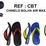 Grade Fechada 12 Pares – Chinelo Nike Eva Bolha – Ref: CBT