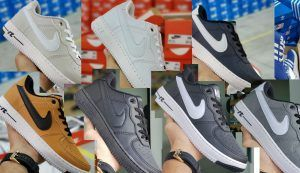 Grade fechada 12 pares Tenis Air Force – Ref: AFS