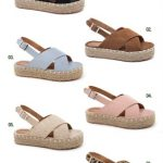 Grade fechada 12 pares sandálias – REF: AB1004