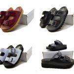 Grade fechada 12 pares sandálias Barbizzan – REF: BIRK19