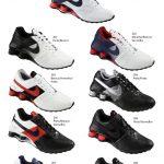Grade Fechada 15 Pares Nike Shox – Ref 032