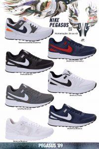 Grade Fechada 12 pares Nike Air Classic  -Ref : FANK10