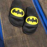 Grade Fechada 12 Pares – Chinelo Slides Super Heróis  – Ref : ALE140