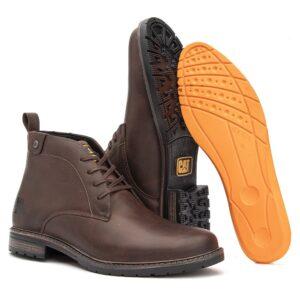 Grade Fechada 12 pares Botina Trabalhador  – Ref dr boot