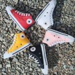 Grade 20 pares All Star Botinha Infantil – Ref: Lekallboot